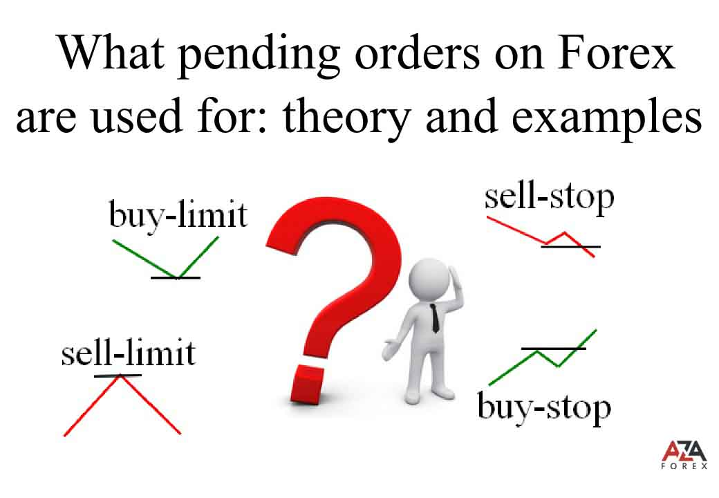 Forex pending orders work without internet