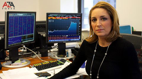 Female forex traders